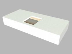Wall-mounted luminaire 7759