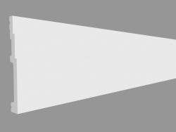 प्लिंथ एसएक्स 180 - हाई लाइन (200 x 12 x 1.6 सेमी)
