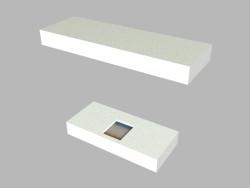 Wall-mounted luminaire 7760