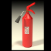 3D modeli Yangın söndürücü - önizleme