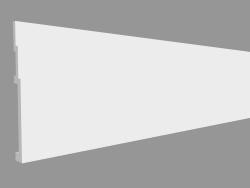 Plinth SX181 - High Line (200 x 20 x 2.2 cm)