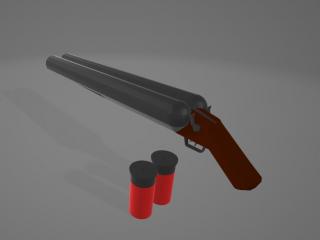 Двохствольна рушниця