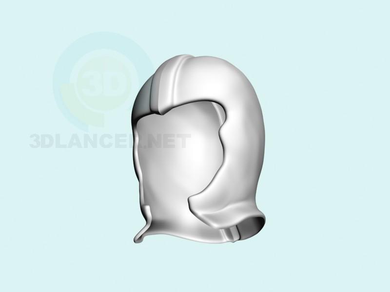 3d model helmet - preview