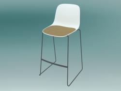 Chaise empilable SEELA (S321 sans rembourrage)