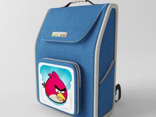 school backpack, satchel