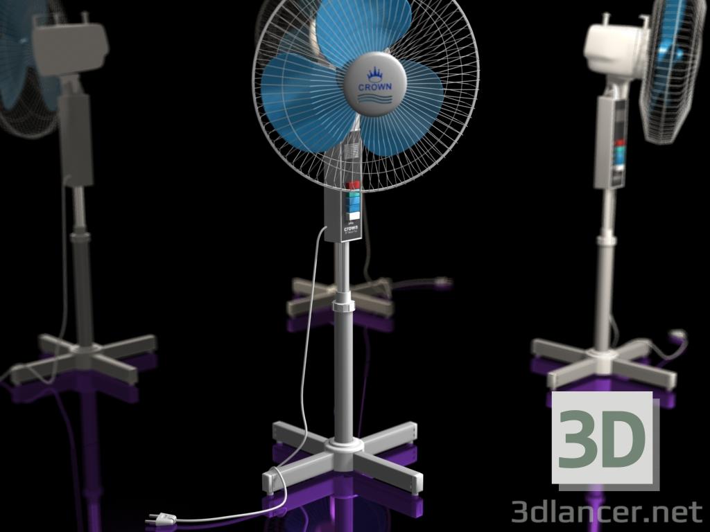 3 डी मॉडल प्रशंसक - पूर्वावलोकन