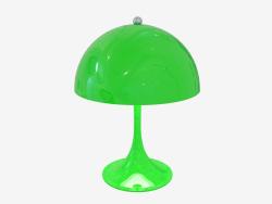 Lampada da tavolo PANTHELLA MINI (verde chiaro)