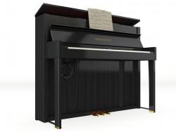 Piano Roland LX-10F