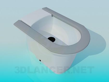 3d model Aseo - vista previa