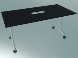 Table rectangulaire en T (1500x750, 740mm)