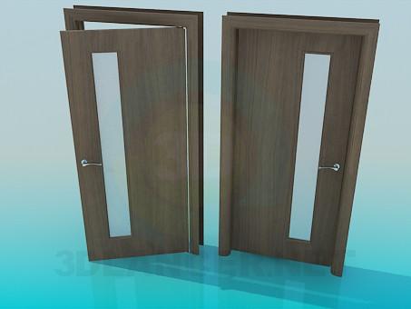 3d modeling Doors model free download