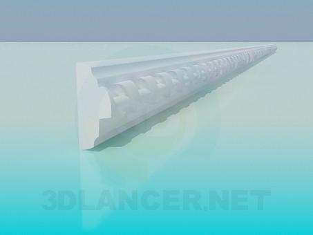 modelo 3D Unidades de la esquina - escuchar