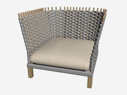 Кресло Wabi