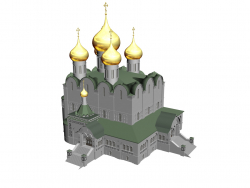 Cathédrale de l'Assomption, Yaroslavl