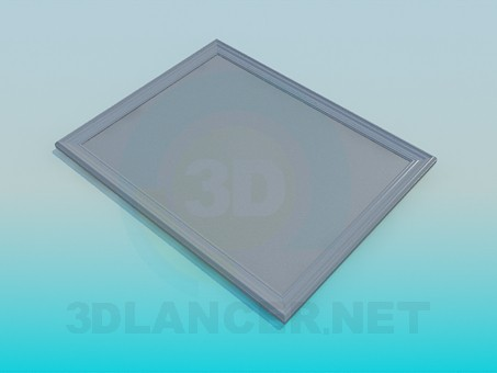 3d model Picture frame - preview