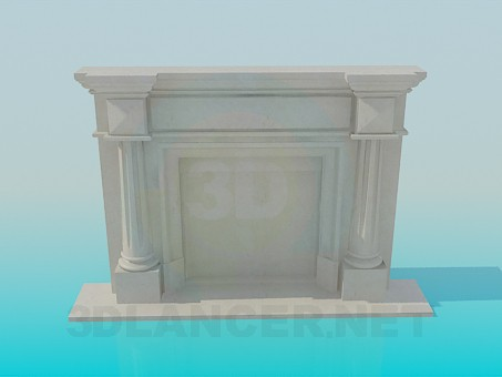 3d model Decor element - preview