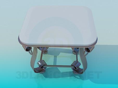 descarga gratuita de 3D modelado modelo Taburete