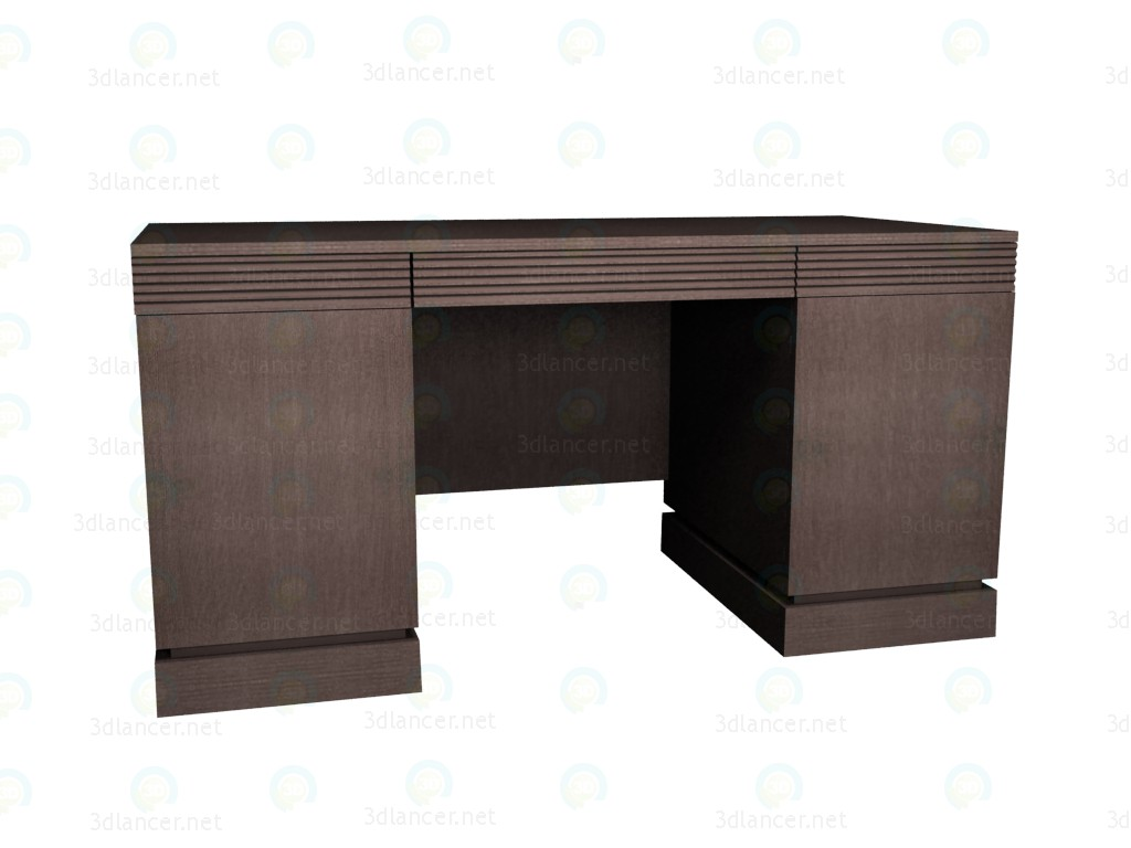 3d model Writing desk VOX - preview
