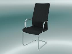 Console fauteuil avec dossier haut