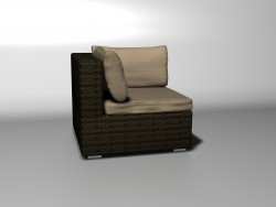 Sahara sofa corner unit