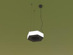 Luminaire HEXAGON SIDE (260 mm)