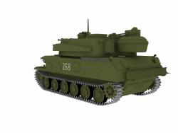 चीता ZSU 23-4