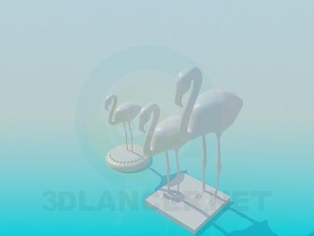 descarga gratuita de 3D modelado modelo Estatua de
