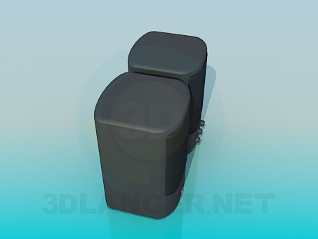 3d model Speakers - preview