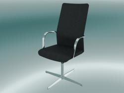 एक्स-बैक उच्च कुर्सी