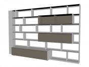 Мебельная система (стеллаж) FC0906