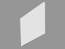 3D panel W100 - Rombus (25.8 x 15 x 2.9 cm)