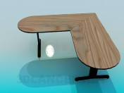 Кутовий стіл