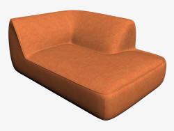 Canapé modulaire tant (ch dx)