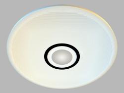 Recessed ceiling luminaire 8205