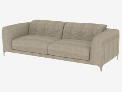 El sofá es moderno León (246х105х68)