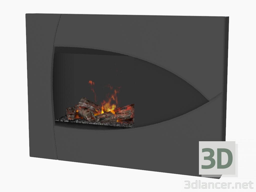 3 डी मॉडल भट्ठी बरबैंक - पूर्वावलोकन
