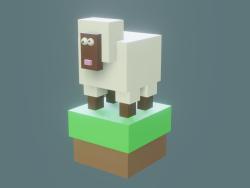 भेड़ का बच्चा