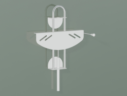 Dispositivo sollevamento lavabo Care 1704 (GB88170401)