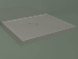 Shower tray Medio (30UM0120, Clay C37, 90x80 cm)
