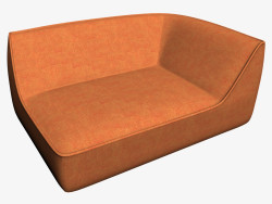 Canapé modulaire tant (di dx)
