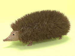 Craft Hedgehog