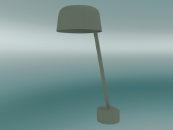 Sconce Lean (Dusty Green)