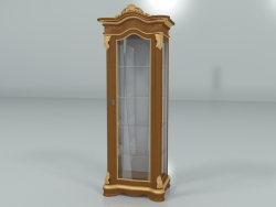 1-door showcase (art. 13124)