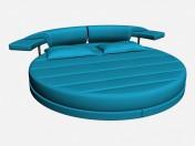 Кровать двуспальная RODI