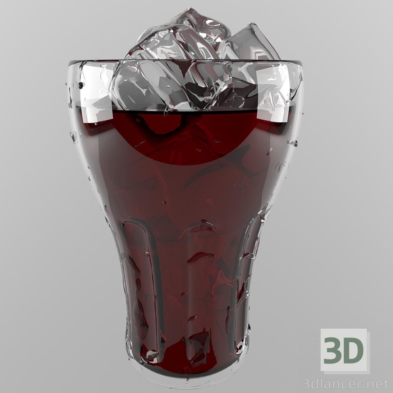 3d model coca cola, max(2013), fbx, - Free Download | 3dlancer net