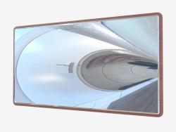 Specchio d'arte 08270402 + 1 (900x28xh500 mm)