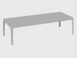 Mesa de jantar GORKY TABLE (280x110xh76)