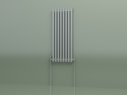 Radiatore verticale RETTA (8 sezioni 1200 mm 40x40, technolac)