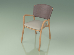 Chair 061 (Brown, Teak)