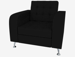 Chair leather Rolf Lyuks (RFB-01)